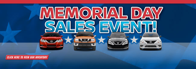 Memorial Day Car Sale >> Don T Miss The Memorial Day Sales Event Going On Now At