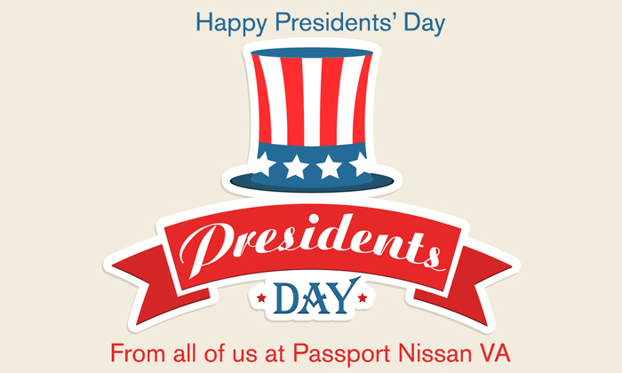 Happy Presidents Day From Passport Nissan Va Passport